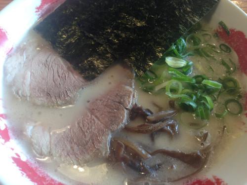 まろやか豚骨スープの人気店。 一番軒 名古屋市名東区