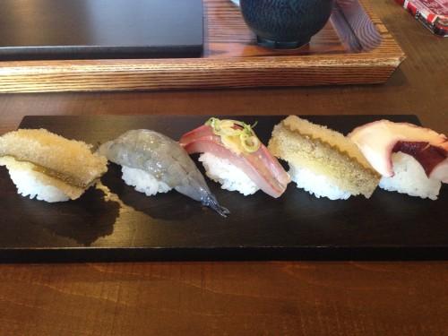 口コミの評価が高いお寿司屋さん。 森海 岐阜県各務原市