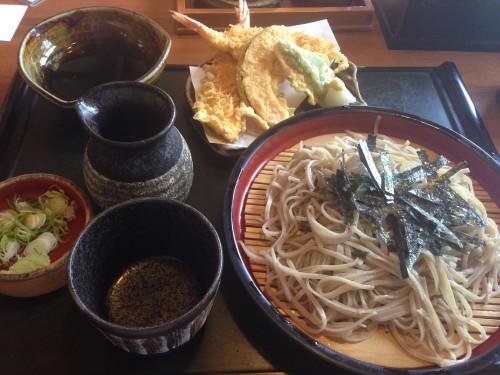 雰囲気のある蕎麦屋さん。 手打蕎麦 織部 岐阜県美濃加茂市