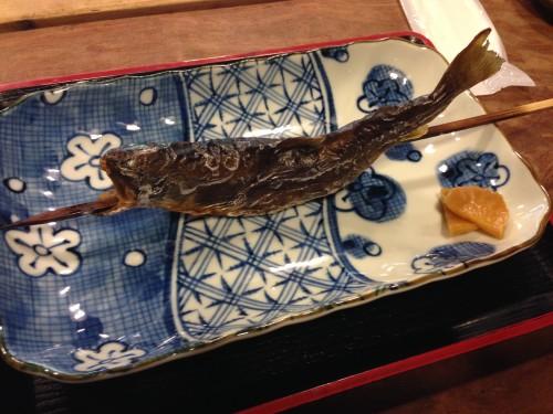 十割蕎麦と岩魚が美味しい頑張ってほしいお店。 やまだや 岐阜県恵那市