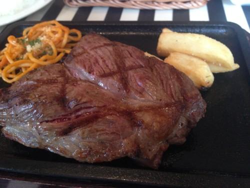 熟成肉のステーキランチ。 ゴッチーズビーフ 名古屋市中区