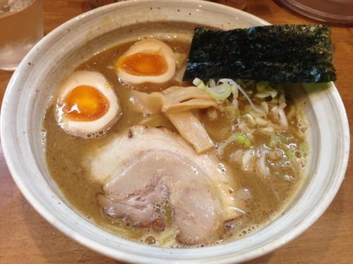 そつなくまとまったラーメン屋。 麺処あさひ 岐阜県可児市