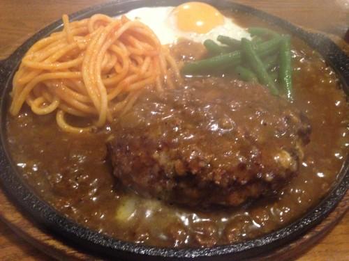 行列のできるハンバーグ屋さん。 キッチンはせ家 名古屋市東区