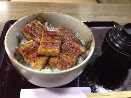 ご飯も鰻も美味しいうなぎ屋さん。 うな豊 名古屋市瑞穂区