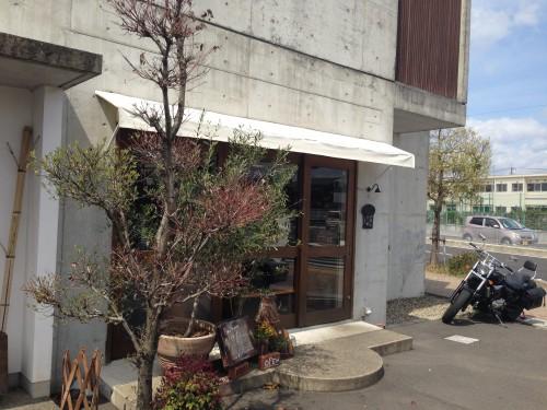 優しい雰囲気の小さなパン屋さん。 Boulangerie 108ぱん+OYATSU 岐阜県各務原市