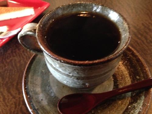 本格カレーと美味しい珈琲。 珈琲茶房 華なり 岐阜県可児市