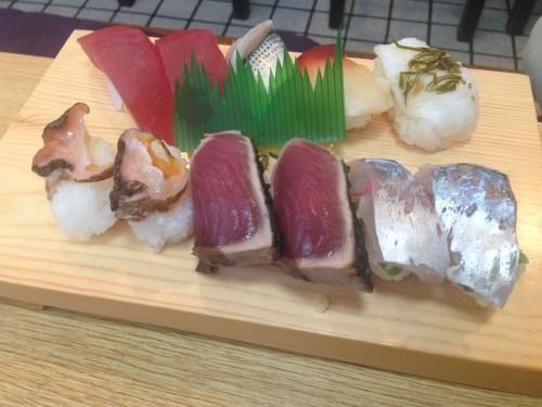 コスパ抜群のお寿司屋さん。 トキワ寿司本店 名古屋市中村区