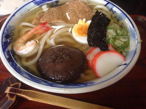 素直に美味しい麺と露。 高松家 手打ちうどん店 岐阜県岐阜市