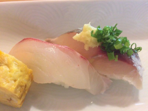 JAZZが流れるお寿司屋さん。 寿し公 名古屋市中区