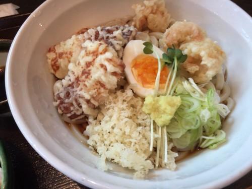 独特食感な細麺うどん。 弘庵 名古屋市中区