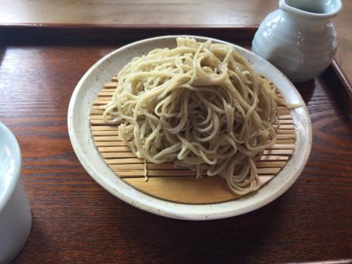 味良し・雰囲気良し・接客良しのお気に入り蕎麦屋。 遊登里庵 名古屋市名東区