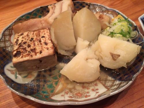 旨味たっぷり丁寧な出汁。 吉田のおでん 岐阜県岐阜市