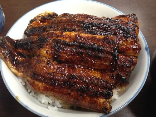 捌きたてで新鮮!肉厚うな丼!! 田代 瀬戸市