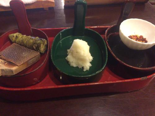 蕎麦 春風荘3