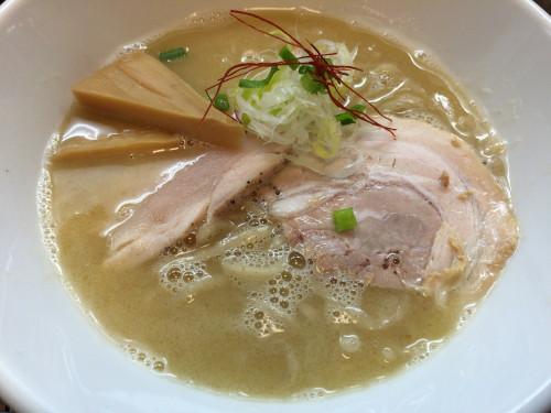 久々のスープ飲み干し。 らぁ麺 飛鶏② 愛知県春日井市