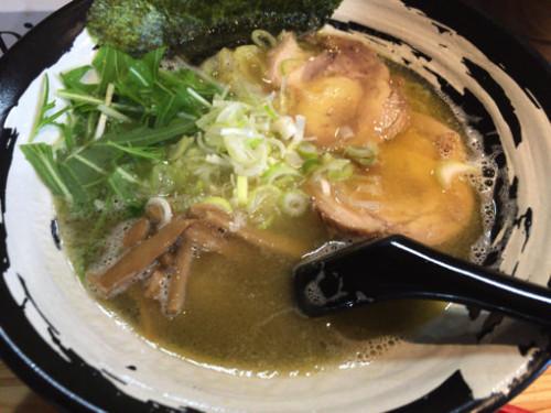 鶏白湯専門店。 モンキーらーめん 愛知県小牧市