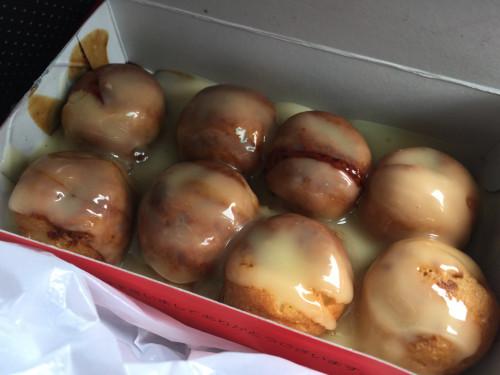 辛子マヨネーズがウリのたこ焼き屋。 明和 愛知県春日井市