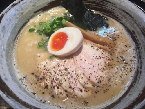 5年目の鶏白湯。 麺喰 愛知県尾張旭市