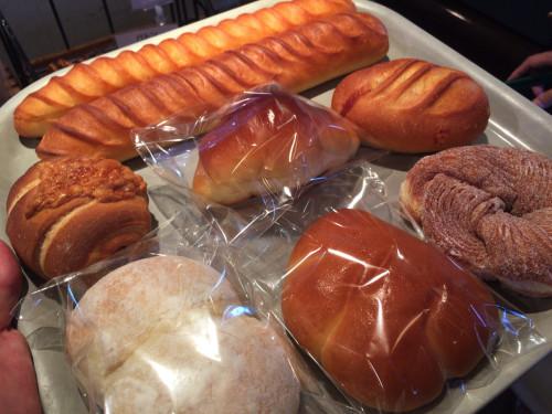 全国屈指の人気パン屋さん。 トラン・ブルー 岐阜県高山市