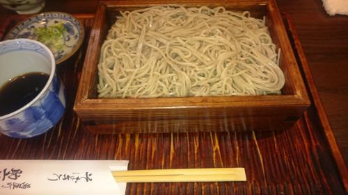 夏野菜の天ぷら。 助六③ 岐阜県関市