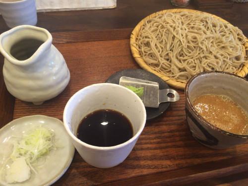 絶品くるみ蕎麦。やまぼうし② 名古屋市守山区