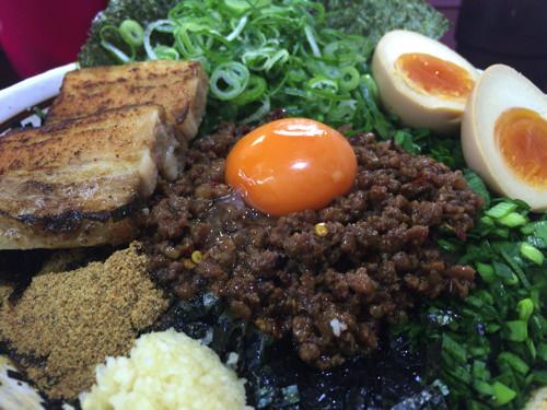 元祖台湾まぜそば。 濃厚担々麺はなび 小牧店 愛知県小牧市