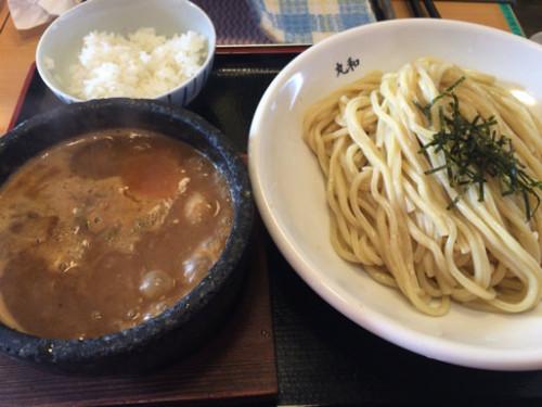 名古屋の人気店。 つけ麺丸和 岐阜県各務原市