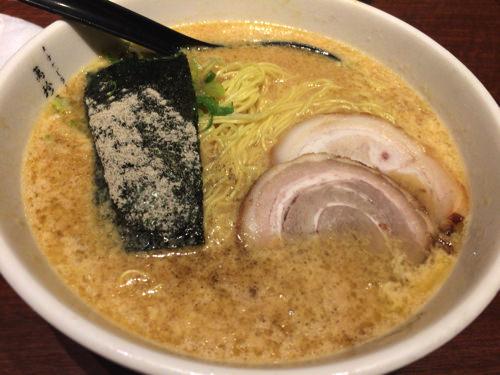 卵とじらーめん 満珍軒 名古屋市中村区