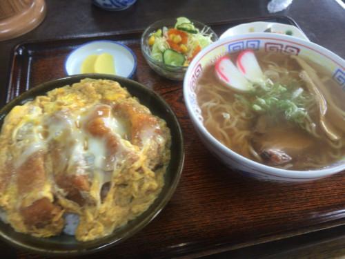 昔ながらの定食屋 だるまや食堂 岐阜県関市